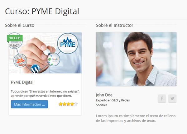 Plataforma e-Learning OTEC