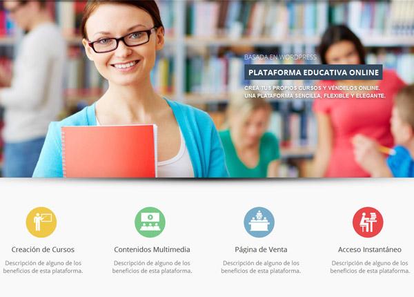 Plataforma e-Learning para Instituciones Educativas