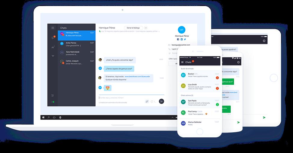 Cómo utilizar un chat para mejorar la venta de tus cursos